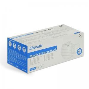 Box der Cherish medizinischen Mundschutzmaske
