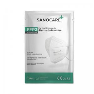 SanoCarePlus Maske 6er Beutel
