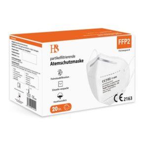 Box der Tengfei FFP2 Atemschutzmaske